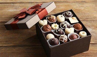 冬日甜蜜巧克力