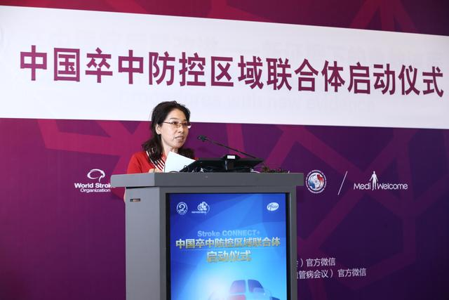 更好应对卒中负担,中国卒中防控区域联合体在京启动