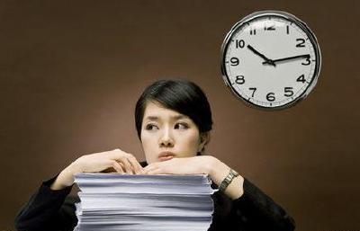 女性常时间加班 相比男性健康危害更大
