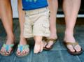 夏天 要给BB挑选最合适的凉鞋