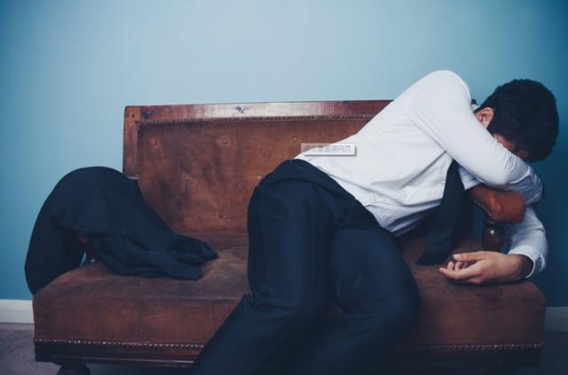 缓不过来的劳累 可能是慢性疲劳综合征