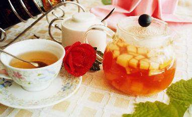 到了炎炎夏日品茶时 孕妇喝啥哟?