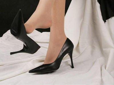 高跟鞋能导致不孕