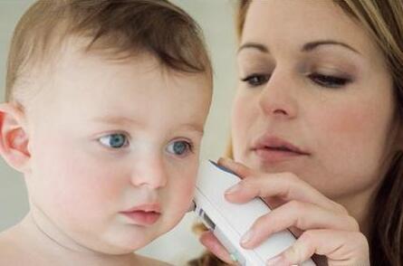 留意!宝宝退烧后的护理更重要