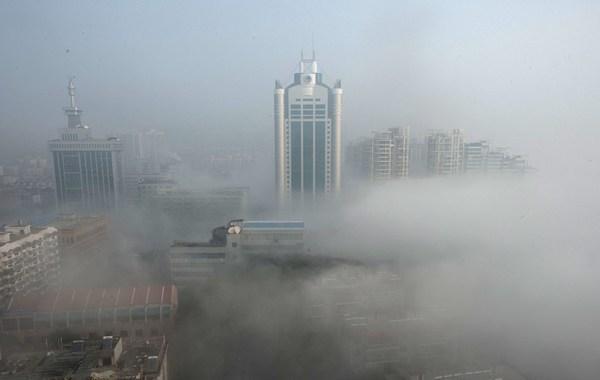 研究发现:空气污染或增骨质疏松风险