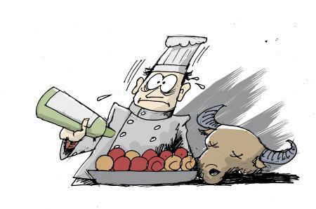 媒体称涮锅肉丸非真肉 含多种添加剂