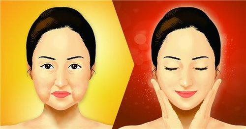 由于年龄的增长导致皮肤松弛如何保持青春