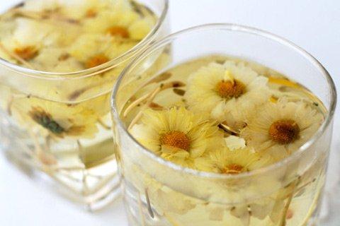 [清明]节气养生:清明多饮菊花茶