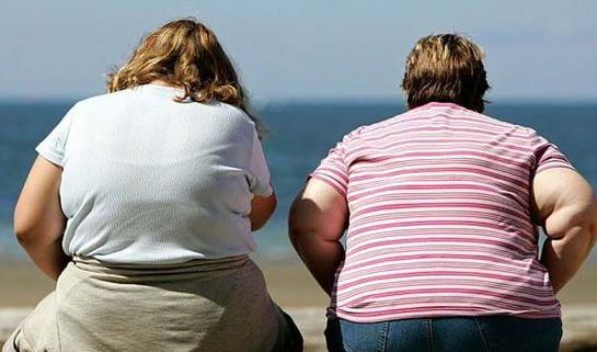 女性5时期易发胖图片