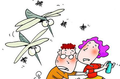 准妈防蚊禁用四种致畸用品