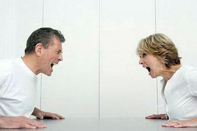 研究表明:夫妻吵架不利健康影响寿命!