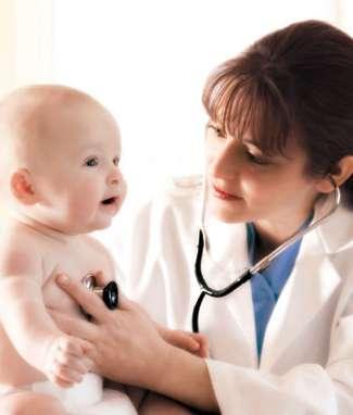 新生儿护理:婴儿的3次常规体检 妈妈不能忘