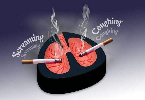 七大不良生活习惯正在伤你的心 害你的肺