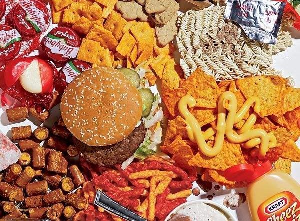 吃四种食物堪比慢性自杀,你注意到了吗