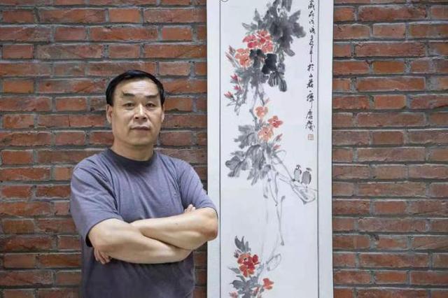 著名画家孟广庆2019花鸟画作品邀请展圆满闭幕