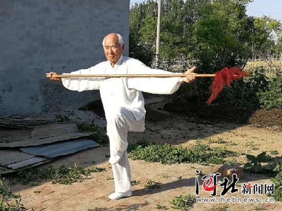 河北:乡村武师数十年撰写《习武随笔录》
