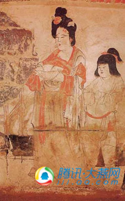 衡水安平 逯家庄壁画墓