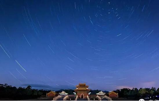 清西陵。王江山摄