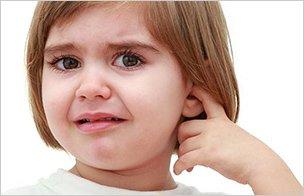 孩子对人不理不睬,可能是中耳炎惹的祸?