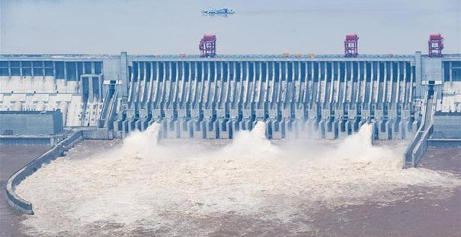 三峡将迎6万立方米每秒洪峰