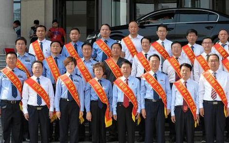 """河北省""""法治三个十""""评选揭晓"""