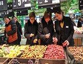 围场县规范预包装食品和散包装食品的标签