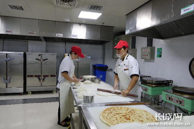 保定:确保年内超20家校园食堂符合省级标准