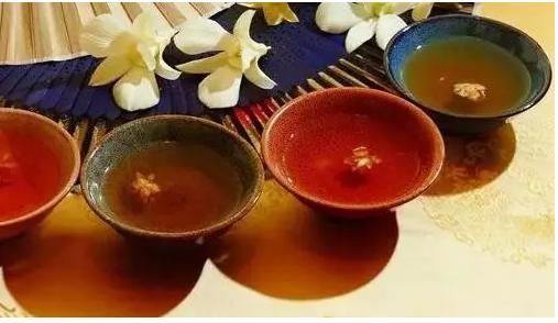 """由""""茶""""到""""道"""",饮茶境界的升华"""