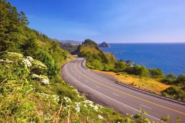 世界最美7条环海公路,我要和你都走一遍