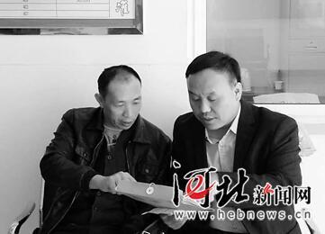 """""""矿工律师""""帮重伤工人索偿55万元"""