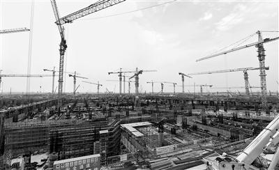 廣陽區北京新機場建設紅線區征遷工作全部完成
