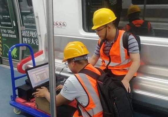石家莊實現全國首個地鐵雙漏纜5G網絡