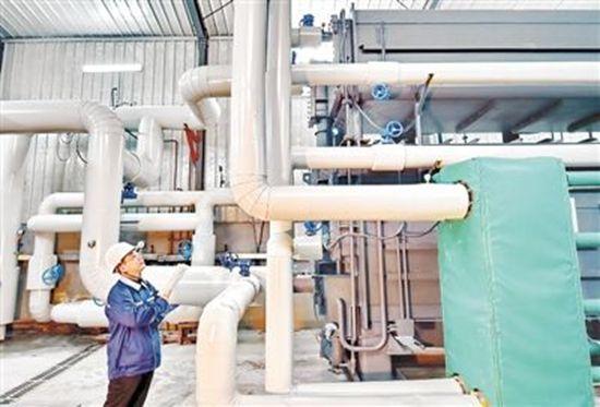 河北省冬季供暖各项工作有序进行
