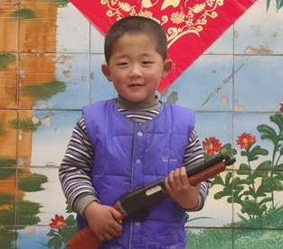 帮帮他!石家庄9岁男孩患上罕见骨髓病