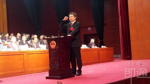 董晓宇当选邢台市市长