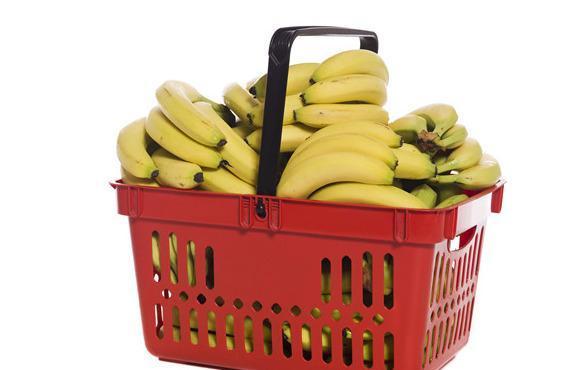 香蕉熟透才润肠,生香蕉反致便秘