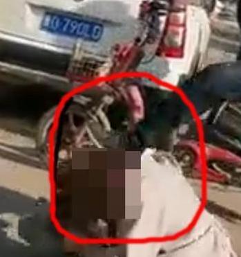 河北:男子机关单位院内殴打女子惹众怒