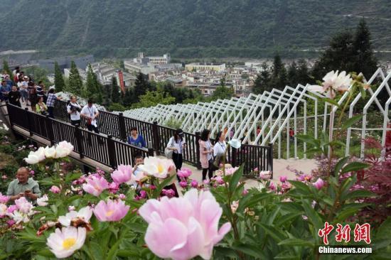 汶川地震震中映秀十年之变:乡村旅游方兴未艾