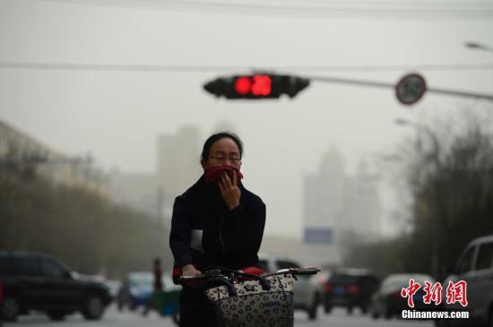 北京未来一周闷热感较明显 京津冀将有重污染