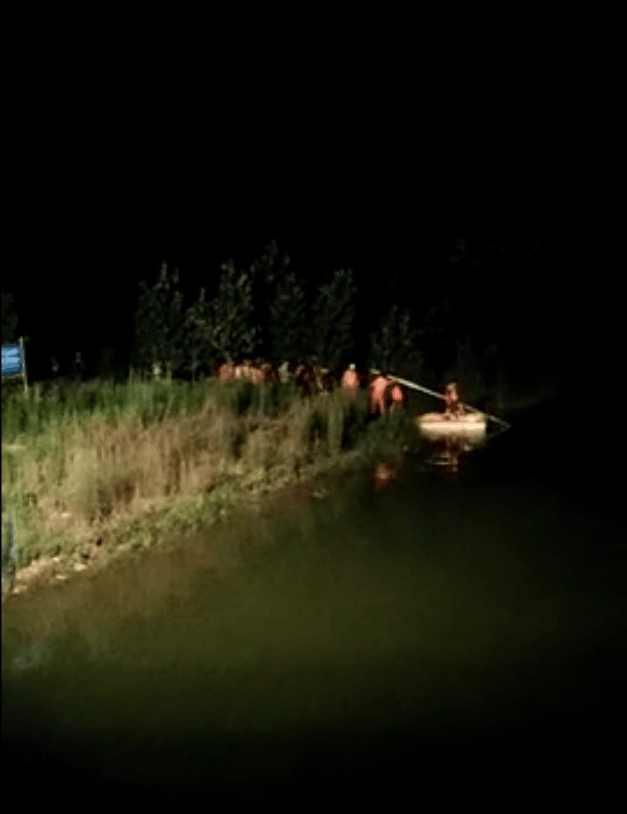 又一次血的教训! 邯郸魏县漳河桥发生溺水事件