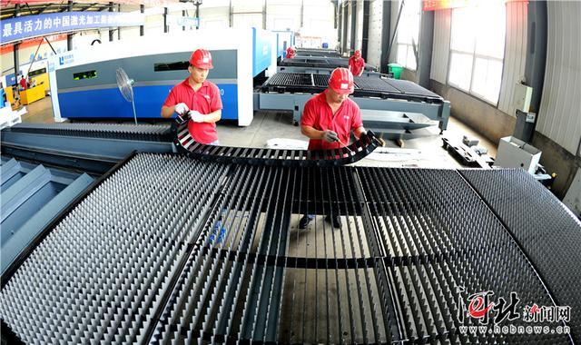 沧州:激光产业引领高端装备制造