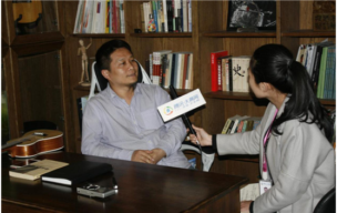 """为普及吉他教育而不懈奋斗――专访红亮艺校校长黄红亮height=""""196"""""""