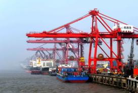 唐山市2017年前两个月外贸总值近123亿元