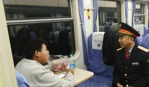 河北:17岁男孩因遭批评负气出走 暖心车长助其归家