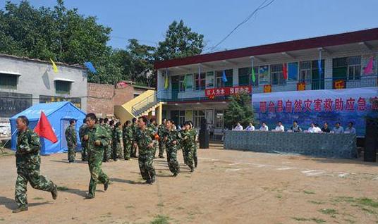 河北省提高自然灾害救助指导标准