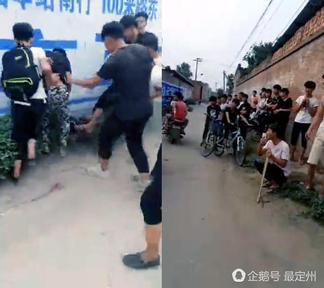 河北一初中生被同学围堵殴打_大燕网河北站有长寿哪些初中图片