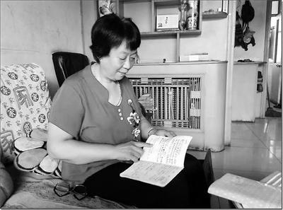 """井陉69岁""""红娘""""40年促成千对姻缘"""