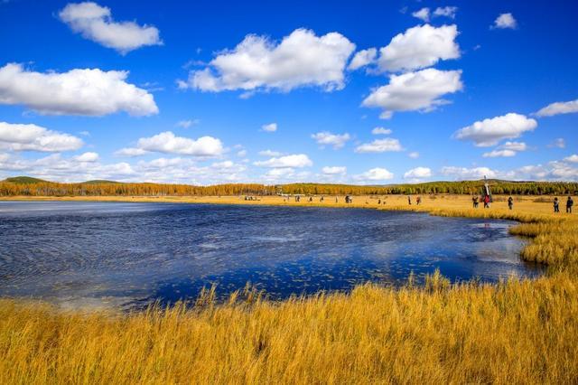 河北七星湖美景