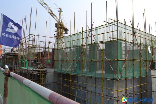 滨湖国际工程进度,寒风不息,定不负一城期待!
