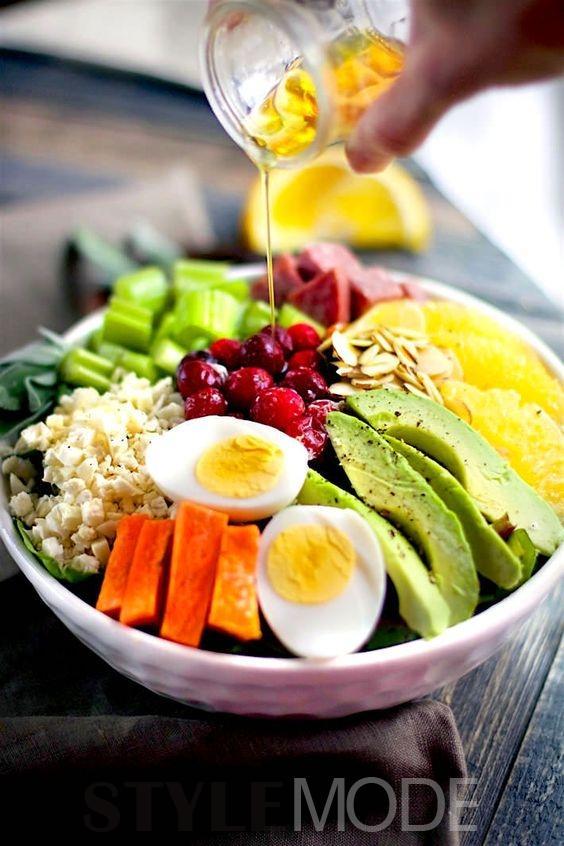 吃好更要吃对 盘点减肥午餐的正确打开方式